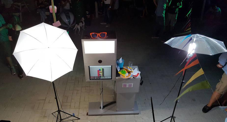 efood enoikiasi photo booth
