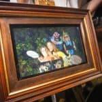 Ενοικίαση Vintage Photobooth σε γάμο στη λίμνη Βουλιαγμένης