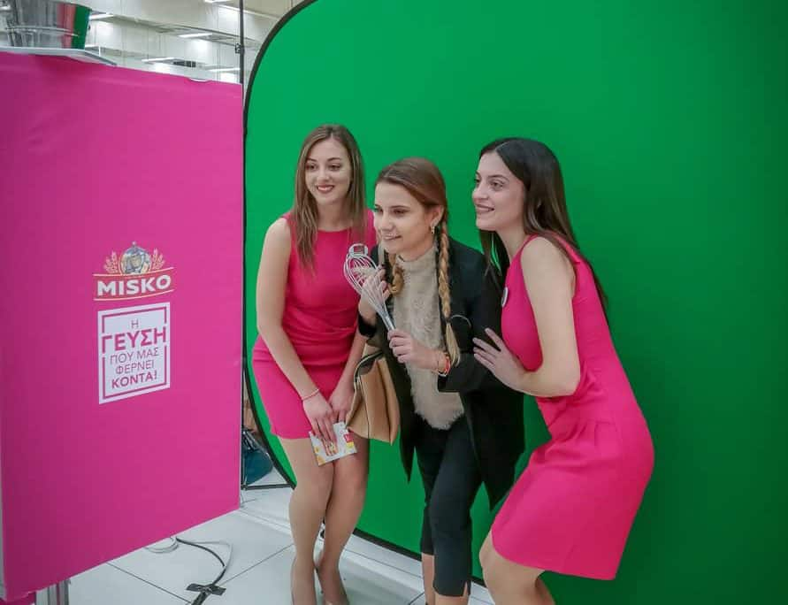 misko Photobooth sklavenitis thessaloniki