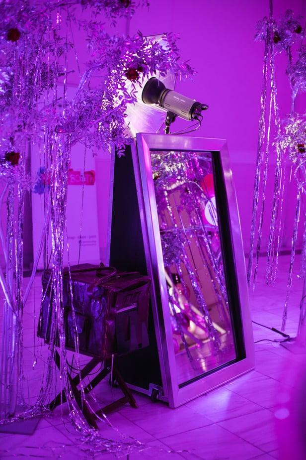 Μαγικός Καθρέφτης στην Αθήνα στο Ζάππειο στην έκθεση γάμου